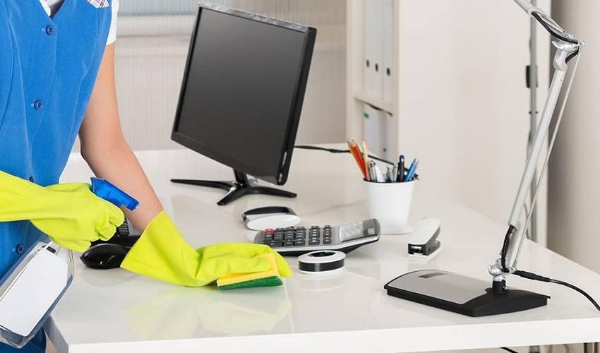 Karşıyaka Ofis Temizliği