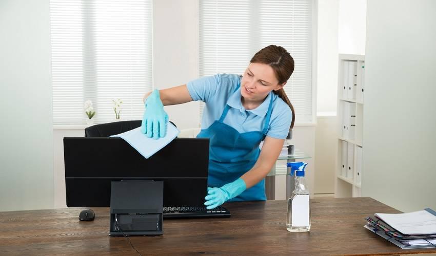 Karşıyaka Ofis Temizlik Şirketleri