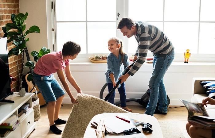 Ev Temizliği Nasıl Yapılır ?